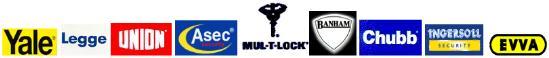 Lock Manufacturer Logos