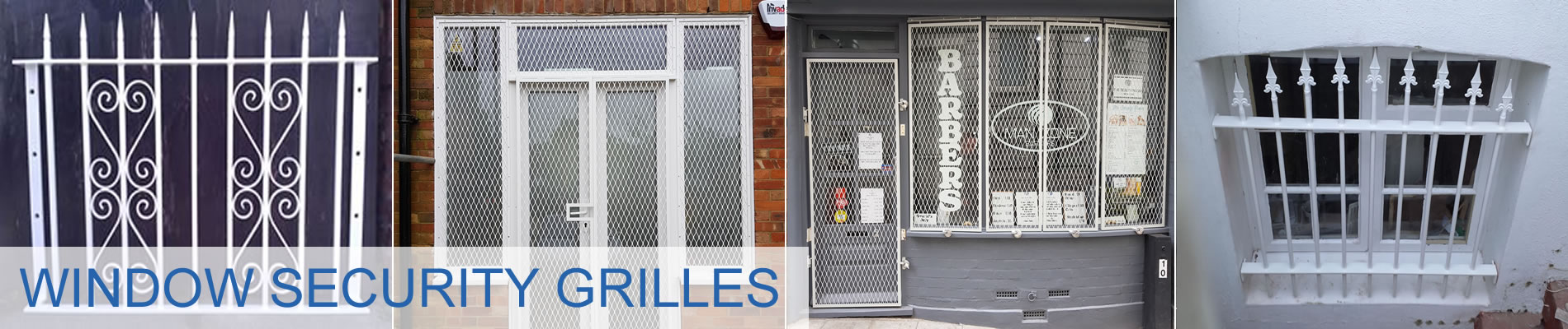 Security Grilles & Gates