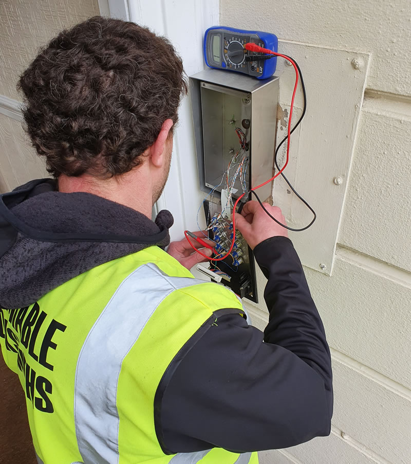 Testing-& Repairs Door Entry Phone Systems & Intercoms