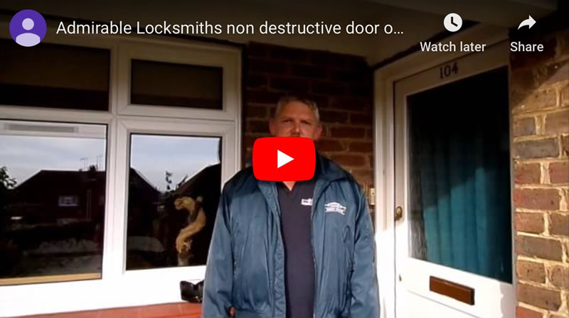 Brighton Locksmiths Video